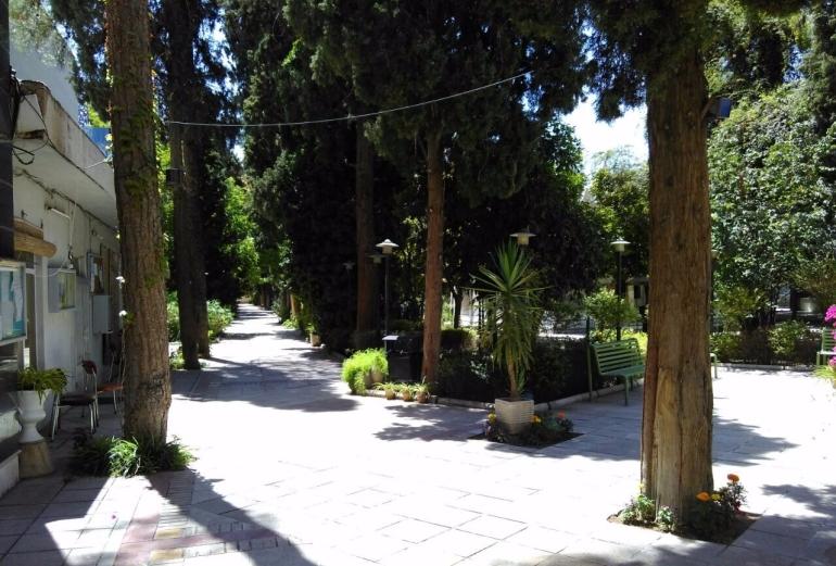 Zoroastrian Dharamshala - Shiraz